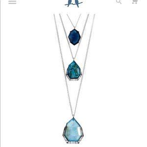 Chloe+Isabel necklace & earring set